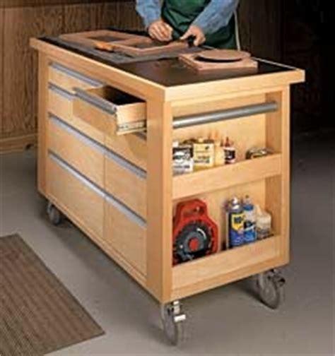 woodworking cart woodshop rolling cart on plywood shop storage