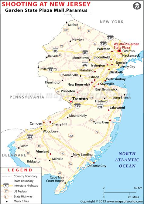 in new jersey usa now and then of maps of world