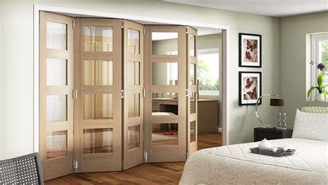 folding interior door emejing folding bedroom doors photos home design ideas
