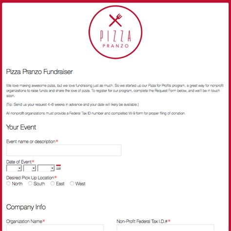 donation sheet template event forms amp fundraising form