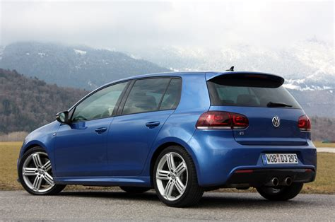 2012 Volkswagen Golf R by 02 2012 Volkswagen Golf R Jpg