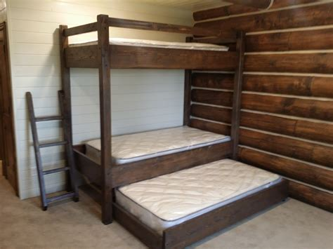 simple bunk bed plans bunk bed mattress height bamboo curtains walmart build