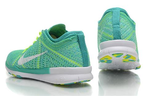 nike free knit nike free flyknit 5 0 knit v mens running shoes green