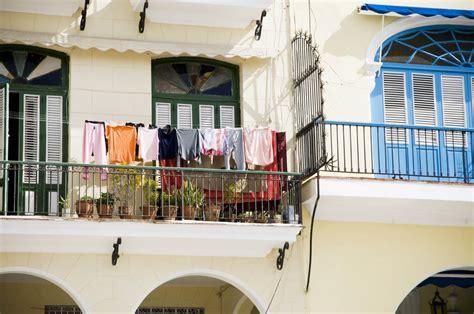 Wäschespinne Für Balkon by W 228 Sche Trocknen Auf Dem Balkon