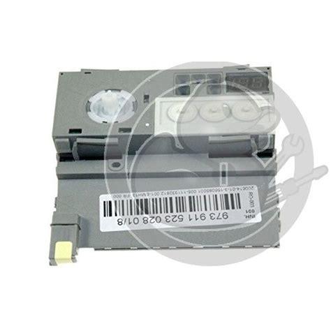 module edw750 configure lave vaisselle electrolux 97391152302801 coin pi 232 ces
