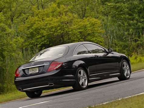 Mercedes Cl550 by 2009 Mercedes Cl550 4matic Car Image 10 Of 26