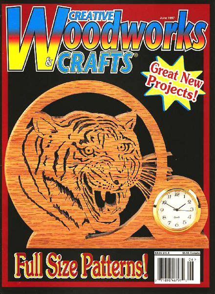 creative woodworks creative woodworks crafts issue 47 june 1997