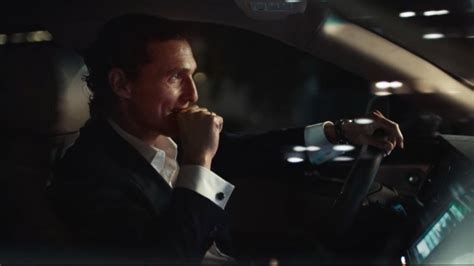 Matthew Mcconaughey New Lincoln Commercial by Matthew Mcconaughey Cadillac Commercial Autos Post