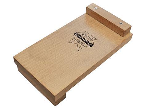 woodworking bench hook beech bench hook 250 x 130mm faithfulltools