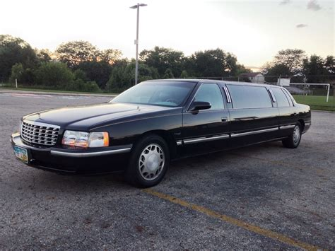 Parts For Cadillac by New Parts 1998 Cadillac Limousine For Sale