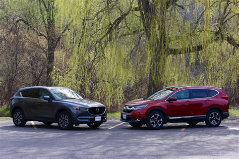 2017 Vs 2018 Crv by Mazda Cx 5 2017 Vs Honda Cr V 2017 Best New Cars For 2018