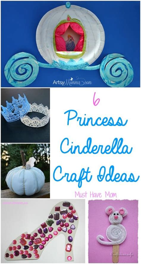 cinderella crafts for 25 best ideas about princess crafts on