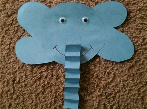 elephant crafts for best 25 preschool elephant crafts ideas on