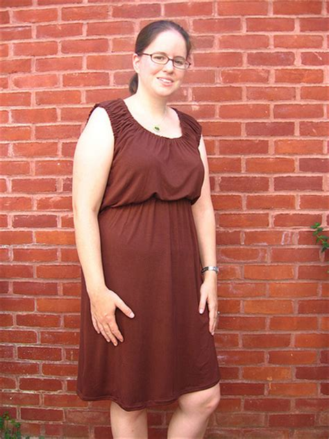 knit dress tutorial knit peasant dress tutorial allfreesewing