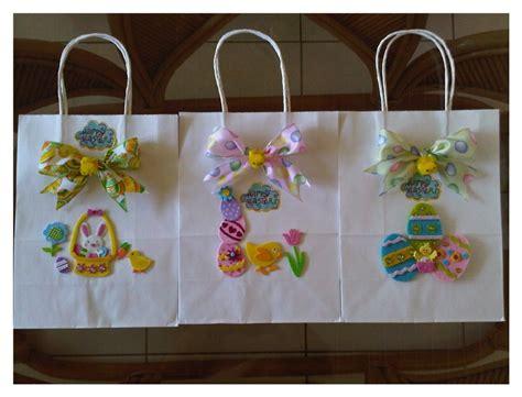 easter paper bag crafts easter paper bag crafts
