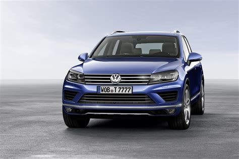 volkswagen discontinues touareg hybrid from 2016 us model range autoevolution