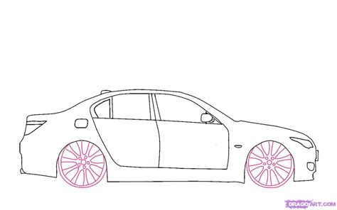 how to draw a car 8 steps with pictures wikihow how to draw a car step by step pencil drawing