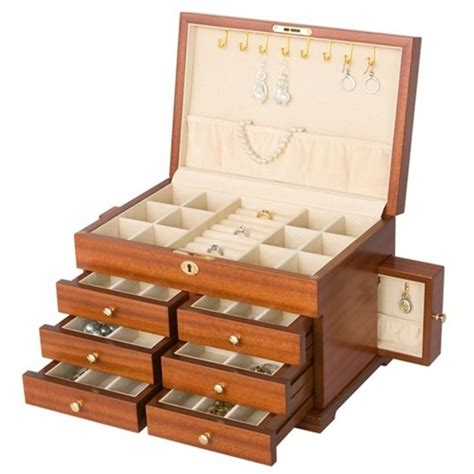 jewelry boxes 17 best ideas about wooden jewelry boxes on