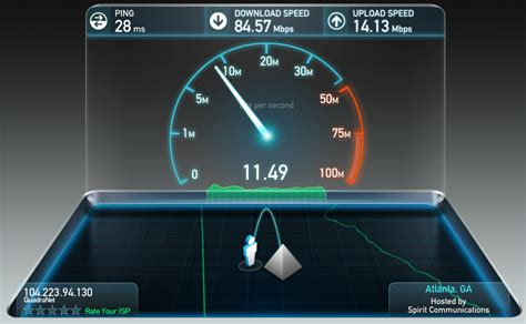 speed test how to perform vpn speed tests