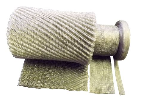 knitted wire mesh knitted wire mesh bulk rolls