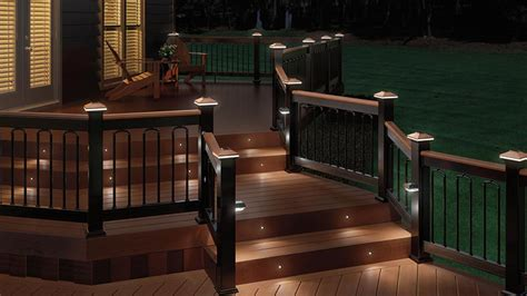 solar deck lighting systems deck lighting ideas can enhance your home advice for