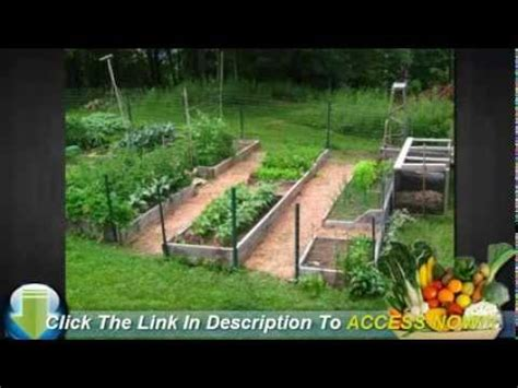 how to set up a vegetable garden bed how to set up a raised bed vegetable garden