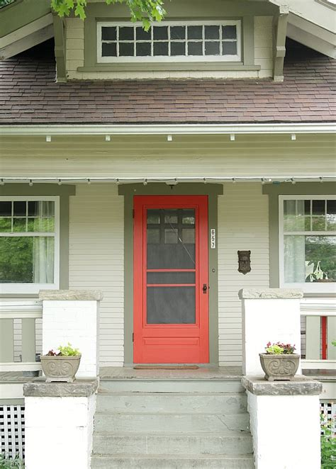use front door what paint colors to use on your front door popsugar home