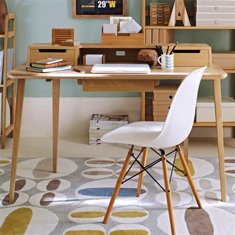 how to make an office desk make your desk the how to create retro home office