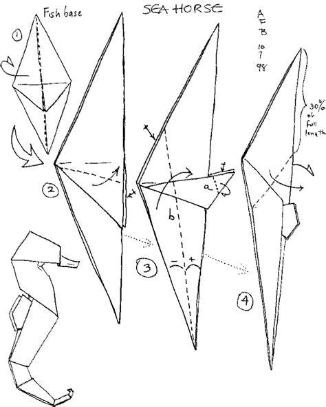 easy origami sea creatures origami sea creatures