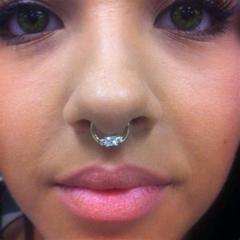 how to make septum jewelry bvla septum jewelry piercings septum