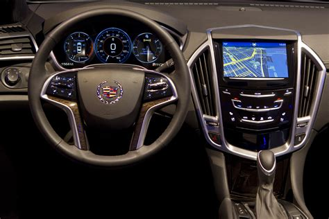 Cadillac Cue by Cadillac Cue Dual Touchscreens And More Functions For