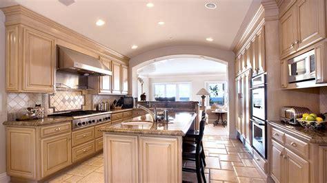 kitchen hd big luxury kitchen interior design hd wallpaper