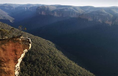 blue mountain blue mountains national park nsw national parks