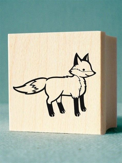 fox rubber st fantastic fox rubber st wood mounted etched