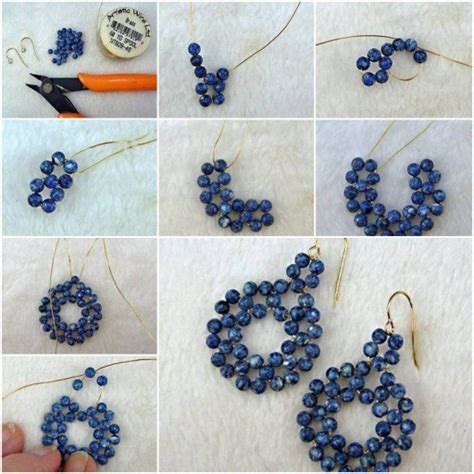 how to make beaded jewelry earrings 20 diy jewelry ideas diy jewelry crafts with picture