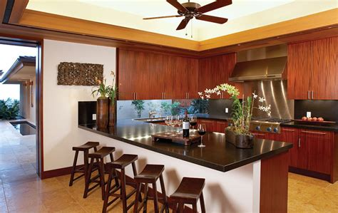 design house kitchens luxury home design at hualalai by ownby design