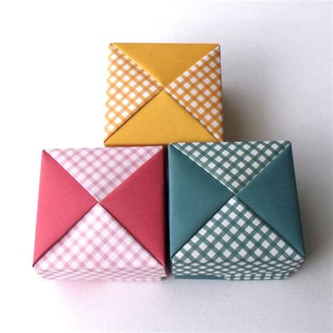 origami gift set origami gift boxes origami papercrafts stuff