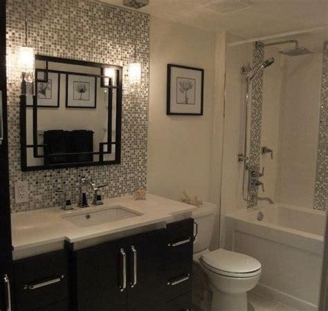 backsplash ideas for bathrooms 10 decorative small bathroom backsplash ideas with