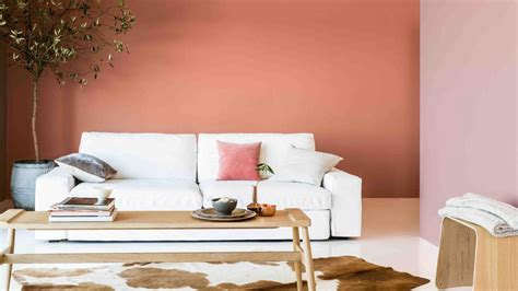 dulux paint chalk blush 2 five ways to use the colour of the year 2015 dulux