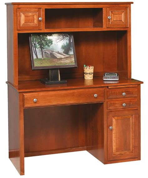student desk with hutch amish student desk with hutch top
