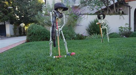 yard ornament ideas decorating ideas to scare up a great yard