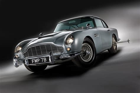 007 Aston Martin Db5 by 169 Automotiveblogz Aston Martin Db5 Rejoining Bond