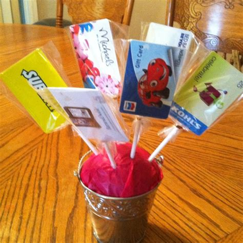 how to make a gift card bouquet gift card bouquet lockerboy ideas gifts