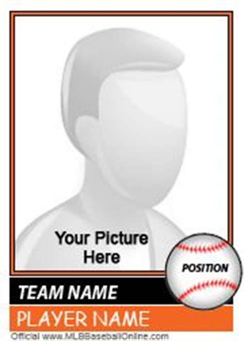make your own sports card create your own baseball card activities