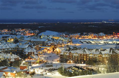 blue mountain skyline to acquire interest in blue mountain lodge plans