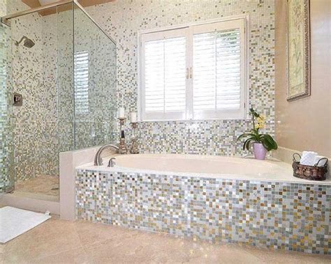 mosaic tile designs bathroom mosaic tiles in your bathroom