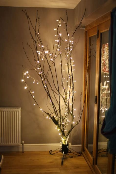 tree with lights and decorations top 40 decoration with string lights