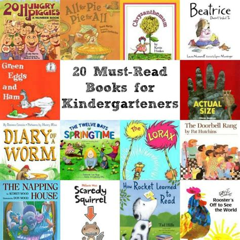 picture books for kindergarten 20 must read books for kindergarteners