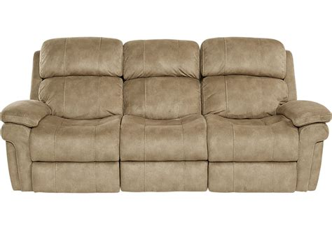 Style Quiz Home Decor glendale camel power reclining sofa reclining sofas brown