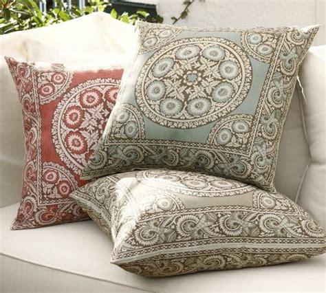 patio cushions and pillows elsa mosaic outdoor pillow mediterranean outdoor